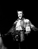 The Prodigy - vocalist Keith Flint performing live at the Go Bang Festival in Munich Germany - 22 Jun 1997.  Photo by: TOny Woolliscroft / IconicPix