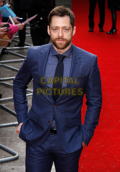 Richard Rankin, Jameson Empire Awards, Grosvenor House, London UK, 29 March 2015, <br /> CAP/PP/BDC<br /> &copy; BDC/PP/Capital Pictures