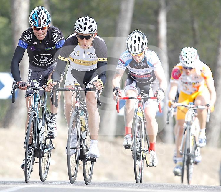 Vuelta Madrid 2012 22 Abril.(ALTERPHOTOS/ARNEDO & ALCONADA)