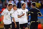Fussball WM2010 Vorrunde: Deutschland - Serbien