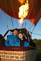 20131004 October 04 Hot Air Balloon Gold Coast