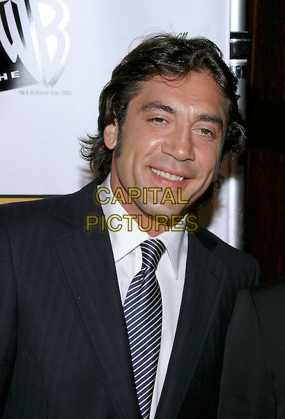 JAVIER BARDEM.The 10th Annual Critics' Choice Awards held at the Wiltern Theatre, Los Angeles, California, USA, .January 10th 2005..portrait headshot.Ref: ADM.www.capitalpictures.com.sales@capitalpictures.com.©JWong/AdMedia/Capital Pictures s.