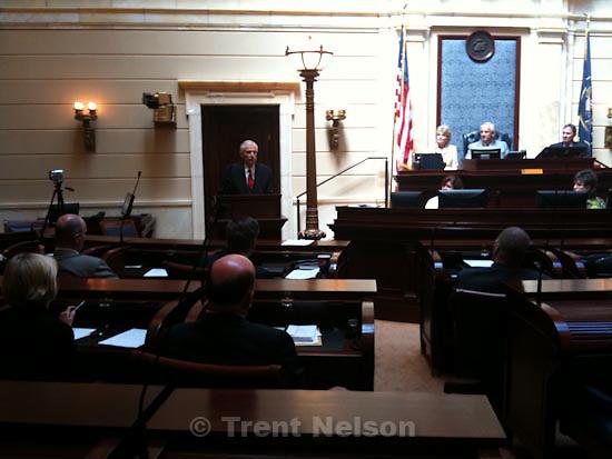 . Tuesday, September 1 2009.bell resigns utah state senate