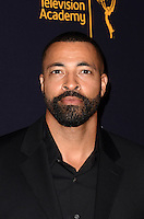 Timon Kyle Burrett<br /> at the Television Academy and SAG-AFTRA Host 4th Annual Dynamic &amp; Diverse Celebration, Saban Media Center, North Hollywood, CA 08-25-16<br /> Dave Edwards / MediaPunch