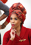 Michelle Williams rehearsing for the touring company of 'FELA!'  at the Pearl Studios in New York City on 1/23/2013