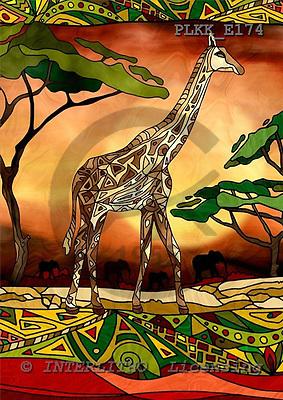 Kris, MODERN, ethnical, paintings, PLKKE174,#n#