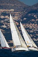 Esp 6555  .Plis Play  .Vicente Garcia  .Fco Javier Carratala  .RCR Alicante  .Farr 520 XXII Trofeo 200 millas a dos - Club Náutico de Altea - Alicante - Spain - 22/2/2008