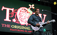Al Anderson of The Original Wailers<br />