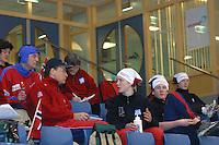 SCHAATSEN: HEERENVEEN: IJsstadion Thialf, 03-2003, VikingRace, Team Norge, ©foto Martin de Jong