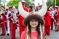 17th of May Festival, Norway's Constitution Day, Ballard, Seattle, WA, USA.