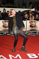 LONDON, UK. November 28, 2016: Olivia Inge at the &quot;I Am Bolt&quot; World Premiere at the Odeon Leicester Square, London.<br /> Picture: Steve Vas/Featureflash/SilverHub 0208 004 5359/ 07711 972644 Editors@silverhubmedia.com