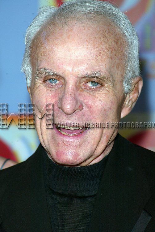 Robert Conrad attending CBS AT 75, a three hour entertainment extravaganza commemorating CBS's 75th Anniversary, which will be  broadcast live from the Hammerstein Ballroom at New York's Manhattan Center in New York City.<br />