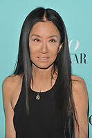 NEW YORK, NY - APRIL 19: Vera Wang at the Harper's Bazaar: 150th Anniversary Party at The Rainbow Room on April 19, 2017 in New York City.<br /> CAP/MPI/PAL<br /> &copy;PAL/MPI/Capital Pictures