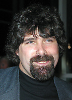 K28470JBB<br /> MUSCULAR DYSTROPHY ASSOCIATION' S 2003 MUSCLE  TEAM GALA AT CHELSEA PIERS, PIER SIXTY IN  NEW YORK CITY 01/07/2003<br /> PHOTO BY JOHN BARRETT/GLOBE PHOTOS, INC. © 2003<br /> MICK FOLEY