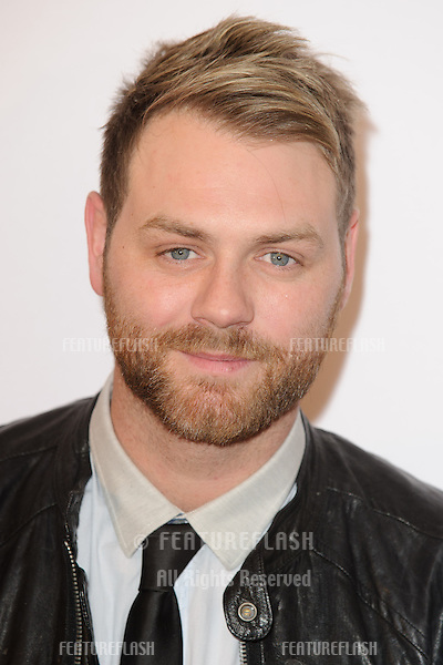 "Brian McFadden arrives for the ""Dallas Buyers Club"" premiere at the Washington Hotel, Mayfair, London. 29/01/2014 Picture by: Steve Vas / Featureflash"