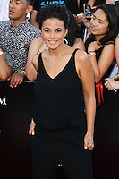 WESTWOOD, LOS ANGELES, CA, USA - JUNE 10: Emmanuelle Chriqui at the World Premiere Of Columbia Pictures' '22 Jump Street' held at the Regency Village Theatre on June 10, 2014 in Westwood, Los Angeles, California, United States. (Photo by Xavier Collin/Celebrity Monitor)