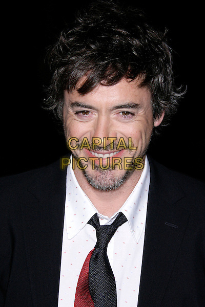 "ROBERT DOWNEY JR..""Zodiac"" Los Angeles Premiere - Arrivals held at Paramount Theatre, California, USA..March 1st, 2007.headshot portrait beard facial hair .CAP/ADM/ZL.©Zach Lipp/AdMedia/Capital Pictures"