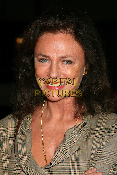 """JACQUELINE BISSET.Los Angeles Premiere of """"The Queen"""", Beverly Hills, California, USA..October 3rd, 2006.Ref: ADM/BP.headshot portrait.www.capitalpictures.com.sales@capitalpictures.com.©Byron Purvis/AdMedia/Capital Pictures."""