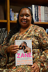 CORAL GABLES, FL - AUGUST 13:(EXCLUSIVE COVERAGE) Author Zane real name Kristina Laferne Roberts attends her new book signing 'The Other Side of the Pillow' at Books and Books on Wednesday August 13, 2014 in Coral Gables, Florida. (Photo by Johnny Louis/jlnphotography.com)