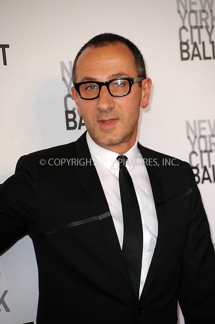 WWW.ACEPIXS.COM . . . . . ....April 29 2010, New York City....Gilles Mendel arriving at the 2010 New York City Ballet Spring Gala at the David H. Koch Theater, Lincoln Center on April 29, 2010 in New York City. ....Please byline: KRISTIN CALLAHAN - ACEPIXS.COM.. . . . . . ..Ace Pictures, Inc:  ..(212) 243-8787 or (646) 679 0430..e-mail: picturedesk@acepixs.com..web: http://www.acepixs.com