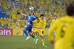 Kashiwa Reysol vs Chonburi during the 2015 AFC Champions League Play off match on February 17, 2015 at the Hitachi Kashiwa Stadium in Kashiwa, China. Photo by Kazuaki Matsunaga / World Sport Group