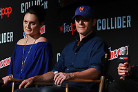 NEW YORK, NY - OCTOBER 7: Jason Isaacs at Star Trek: Discovery at New York Comic Con on October 7, 2017 in New York City. <br /> CAP/MPI/DC<br /> &copy;DC/MPI/Capital Pictures