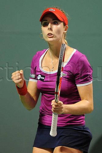 22.03.2013.  Key Biscayne Florida USA. Sony Open Tennis Championship. Alize Cornet FRA