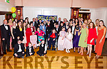 Skellig Stars Athletes and Volunteers at the Gala Ball in the Ring of Kerry Hotel on Saturday night.