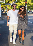 14 FEBRUARY 2016 <br /> SYDNEY, AUSTRALIA<br /> <br /> EXCLUSIVE PICTURES<br /> <br /> Pia Miller pictured with her boyfriend Tyson Mullane and another couple for a double date to Tropfest on Valentine's Day. <br /> <br /> *ALL WEB USE MUST BE CLEARED*<br /> <br /> Please contact prior to use:  <br /> <br /> +61 2 9211-1088 or email images@matrixmediagroup.com.au <br /> <br /> Note: All editorial images subject to the following: For editorial use only. Additional clearance required for commercial, wireless, internet or promotional use.Images may not be altered or modified. Matrix Media Group makes no representations or warranties regarding names, trademarks or logos appearing in the images.