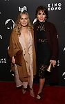 """Lora Lee Gayer and Kelli Barrett attends the Broadway Opening Night of """"King Kong - Alive On Broadway"""" at the Broadway Theater on November 8, 2018 in New York City."""