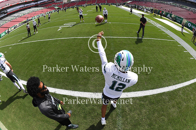Tulane downs USF, 41-15.