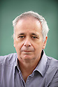Ilan Pappe ,Israeli Historian and Writer of the book The Rise and Fall of a Palestian Dynasty  at The Edinburgh International Book Festival 2010  Credit Geraint Lewis