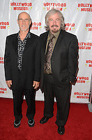 "HOLLYWOOD, CA - AUGUST 18:  Barry Livingston, Stanley Livingston at ""Child Stars - Then and Now"" Exhibit Opening at the Hollywood Museum on August 18, 2016 in Hollywood, California. Credit: David Edwards/MediaPunch"