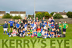 U8's and U10's  Tralee Parnells Hurling Club at Caherslee on Tuesday night