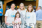 Celebration of Light - In association with the Rose of Tralee International Festival, Recovery Haven Kerry held a Celebration of Light, releasing lanterns on the water at the Tralee Bay Wetlands on Tuesday Pictured were L-R  Jacinta Bradley, Sophie Leen, Mags Lynch with 2015 Rose of Tralee Elysha Brennan