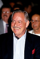 FILE PHOTO  - Jacques Parizeau, Parti Quebecois leader attend the PQ convention  in Montreal, August 1993 (exact date unknown)<br /> <br /> Photo :  Agence Quebec Presse - Pierre Roussel