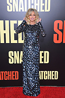 www.acepixs.com<br /> <br /> May 10 2017, LA<br /> <br /> Goldie Hawn arriving at the premiere of 'Snatched' at the Regency Village Theatre on May 10, 2017 in Westwood, California<br /> <br /> By Line: Peter West/ACE Pictures<br /> <br /> <br /> ACE Pictures Inc<br /> Tel: 6467670430<br /> Email: info@acepixs.com<br /> www.acepixs.com