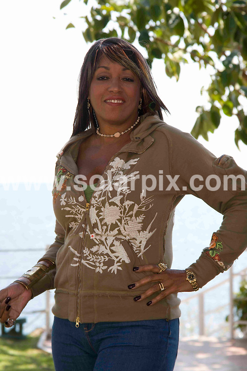 **ALL ROUND PICTURES FROM SOLARPIX.COM**.**WORLDWIDE SYNDICATION RIGHTS**.British TV celebrities at the Pirates Charity Premier for GOSH, held in Magaluf, Mallorca, Spain. 2 May 2009..This pic: Sheila Ferguson from the Three Degrees..JOB REF: 8936 WUN       DATE: 02_05_2009.**MUST CREDIT SOLARPIX.COM OR DOUBLE FEE WILL BE CHARGED**.**ONLINE USAGE FEE  GBP 50.00 PER PICTURE - NOTIFICATION OF USAGE TO PHOTO @ SOLARPIX.COM**.**CALL SOLARPIX : +34 952 811 768 or LOW RATE FROM UK 0844 617 7637**
