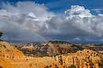 Rainbow, Fairyland, Bryce Canyon National Park, Utah