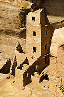 Mesa Verde Indianm Cliff dwellings in Colorado, USA