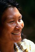 Amazon, Brazil. Miriam Wapixana.
