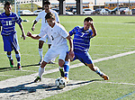 Lamar vs. Summit (Martin Invitational Soccer)