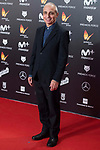 Pablo Berger attends red carpet of Feroz Awards 2018 at Magarinos Complex in Madrid, Spain. January 22, 2018. (ALTERPHOTOS/Borja B.Hojas)
