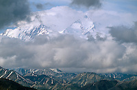 USA, Alaska, Mount Mc Kinley im Denali Nationalpark