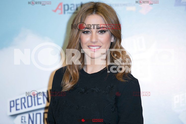 "Blanca Suarez attend the ""Perdiendo El Norte"" Movie Presentation at Intercontinental Hotel, Madrid,  Spain. March 03, 2015.(ALTERPHOTOS/)Carlos Dafonte) /NORTEphoto.com"