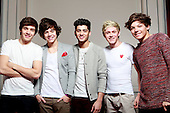 Feb 14, 2012: ONE DIRECTION - Exclusive Photosession in Paris France