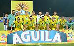 Leones venció 2-1 a Millonarios. Fecha 15 Liga Águila I-2018.
