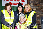 Trish O'Brien, Sandra Lynch, Deirdre Walsh and Olivia Crean, attending the SuperValu Rock St Operation Transformation on Thursday evening last.