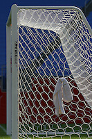 Goal, San Jose vs. New England, Foxboro, Ma, May 3, 2003. San Jose won 2-0.