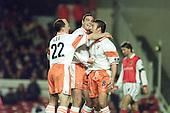 1999-12-13 Arsenal v Blackpool FAC3